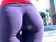 Public, Flash, Cameltoe, Ass, Natural, Flashing