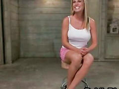 Tied, Tied up, Public, Hard anal, Anal busty, Blonde anal