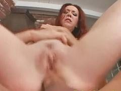 Trinity anal, Redhead blowjob, Anal & ass fucking, Trinity, Wild fucked, Wild blowjob