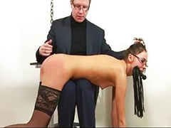 Hairy masturbation, Bondage