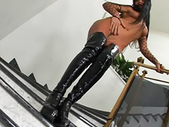Boots, Anal black, ¨boots, Black boots, Black couples, Black couple