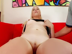 Blond milf, Nails, Teddy, Teddi, Edd, Blonde milf
