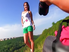 Public, Amateur pov, Posing, Pay, Amateur public, Payed