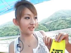 Japanese, Reo, Public japanese, Reon otowa, Reon, Public brunett