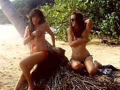 Sandra amateur, Beach amateurs, At beach, Amateur sandra, Beach amateur, Beach