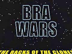브레지어, 전쟁, 브라, 노브라