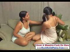 Nastolatki całowanie, Całuja, Brazylia, Dwie