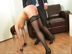 Threesome spanking, Threesome spank, Threesome stocking, Threesome fetish, Threesome domination, Stockings threesomes
