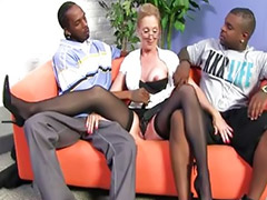 Jenna covelli, Interracial threesome, Threesome interracial, Interracial threesomes, Interracial threesom, Threesome