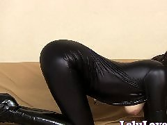 Lelu love catsuit, Leathere, Leather leather, Jerkoff encourage, Encourageent, Encouraged