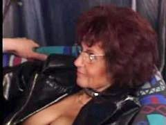 할머니씹, 피어싱, 할머니