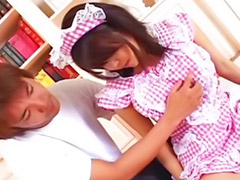 Boss, Japanese teen, Asian teen, Japanese, Masturbation, Teen sex