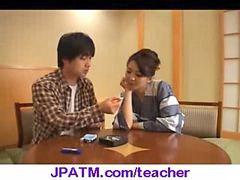 Ruang guru, Guru cantk, Ibu guru s, Di ruang guru, Guru kelas, Jepun