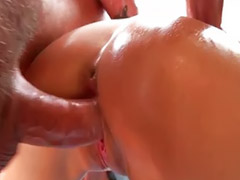 Couple friend, Rikki six, Rikki, Cum friend, Oil sex, Rikky six