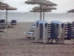 Tene, Rif, In beach, Beach