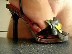 Heels, Shoejob, Flo, Shoejobs, Heel s, Heeles