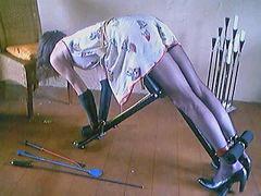 Please me, Spank me, Me please, Please spank me, Please, Pleases