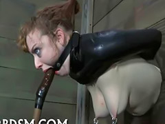 Submissions, Submissed, Shocking, Shocked, Fetish babes, Dominate couple