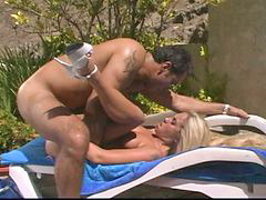 Pool fucking, Pool fuck, Pool blond, On pool, Hot babes anal, Hot babe blonde