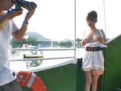 Japanese, Outdoor solo, Tow girl, Reo, Public japanese, Reon otowa