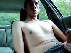 Car masturbation, Car wank, Outdoor solo, Wank out, Wank off, Masturbation outdoor