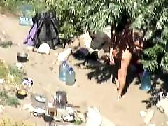 Voyeur camping, Voyeur nudists, Nudist voyeur, Hot in camp, Amateur camping, In camping