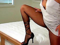 Pantyhose, Video