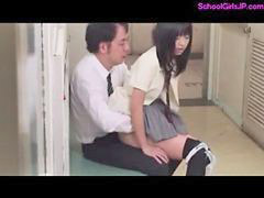 Schoolgirl, School, Squirt, Teacher, Squirting