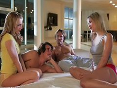 Group swing, Vagina porn, Swing, Blowjob pornstar, Turns into, Turned