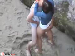 Teen sex, Beach, Teen, Couple, Teens, Teen couple