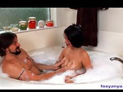 Foxy anya, Face fucking, Pov tits, Handjob pov, Foxy, Big tits pov
