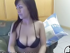 Webcam, Whipping, Asian