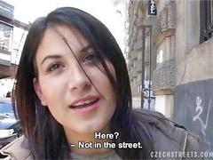 Czech, Cash, Street, Czech street, Ron