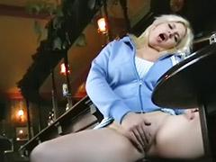 Upskirt, Public, Big tits, Boots, Amateur, Public masturbation