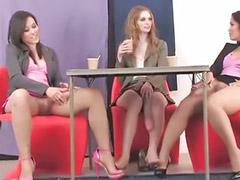 Lesbian, Alan, Futa, Lana, Dana, Anal lesbians