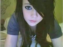 Cute, Emo, Girl