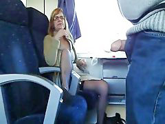 Wife, Train, Mature