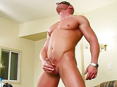 Gay, Deepthroat, Muscle, Worship, Max