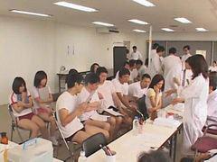 Japanese schoolgirl, Schoolgirl, Medical, Japanese, Schoolgirls