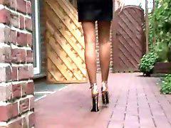 Heels, Barbara, Lady barbara, Sex arb, Sexy ladis, Heels