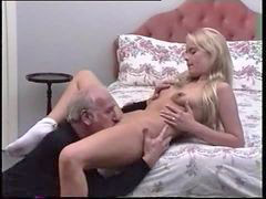 Grandpa, Casting, Girls blondes, Girl girl casting, Grandpas, Withe girl