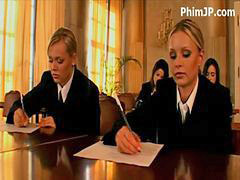 Xxx, School, School girls, School girl, Girl, Lesson