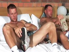 Tyler, Danny d, Gay masturbates, Tyler a, Muscularía, Muscular gays