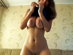 Сисяндрыв, Оргазм малышки, Натуральная большая грудь, Оргазмы, Природа, Оргазмы