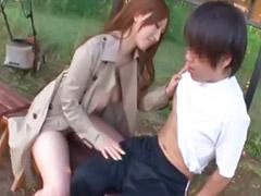 Japanese sex, Asian, Japanese handjob, Japanese public, Public, Japanese