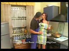 Kitchen, Wife, 3 somes, In kitchen, Kit, Wife kitchen