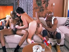 Interracial, Ass, Milf, Anal, Interracial anal, Anal interracial