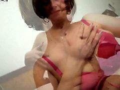 Wet pussy, Mother, Granny, Milf