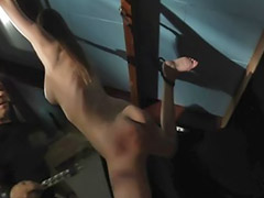 Bound, Hairy brunette, Asian spanking, Spanking hairy, Bondage sex, Tight brunette