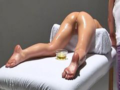 Orgasm, Orgasms, Massage, Oil, Erotic
